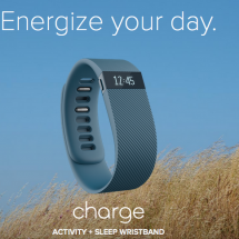 Review fitbit charge HR