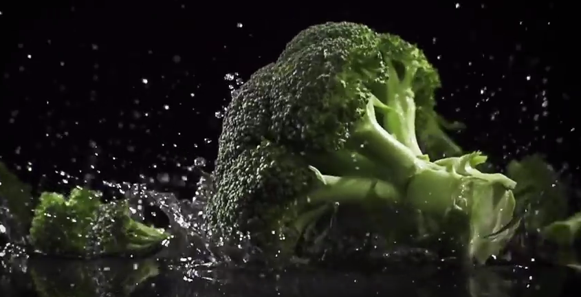 Eat broccoli! – The movie