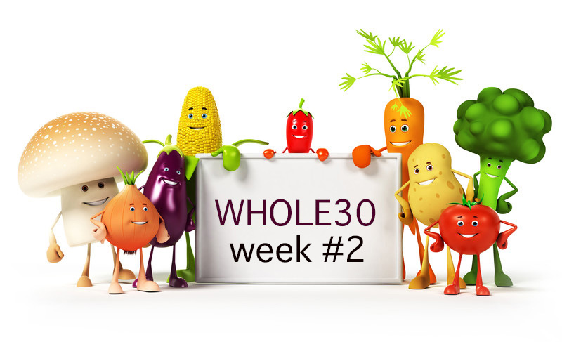 Dagboek van een whole30 week 2 | everydayhealthy.nl